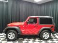 Jeep Wrangler Sport 4x4 Firecracker Red photo #1