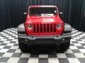 Jeep Wrangler Sport 4x4 Firecracker Red photo #3