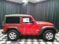 Jeep Wrangler Sport 4x4 Firecracker Red photo #5