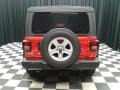 Jeep Wrangler Sport 4x4 Firecracker Red photo #7