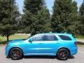 Dodge Durango SRT AWD Surf Blue Pearl photo #1