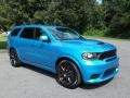 Dodge Durango SRT AWD Surf Blue Pearl photo #4