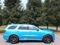 Dodge Durango SRT AWD Surf Blue Pearl photo #5