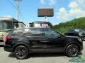 Ford Explorer XLT 4WD Shadow Black photo #6