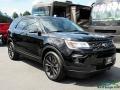 Ford Explorer XLT 4WD Shadow Black photo #7