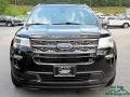 Ford Explorer XLT 4WD Shadow Black photo #8