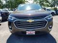 Chevrolet Traverse LT Havana Brown Metallic photo #2
