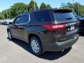 Chevrolet Traverse LT Havana Brown Metallic photo #4