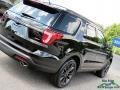 Ford Explorer XLT 4WD Shadow Black photo #33