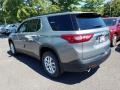 Chevrolet Traverse LT AWD Pepperdust Metallic photo #4