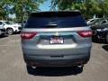 Chevrolet Traverse LT AWD Pepperdust Metallic photo #5