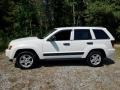 Jeep Grand Cherokee Laredo 4x4 Stone White photo #5