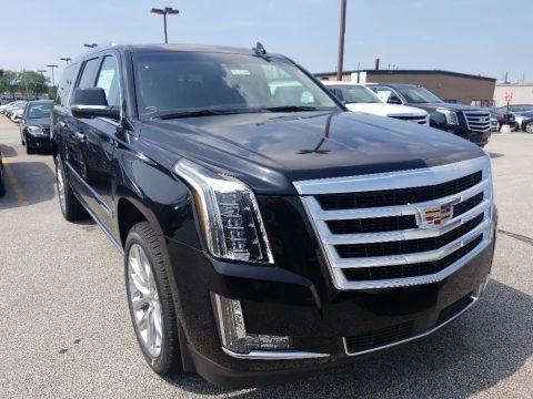 Black Raven 2018 Cadillac Escalade ESV 4WD