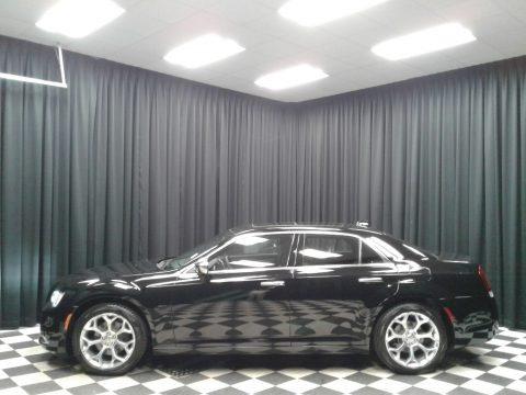 Gloss Black 2018 Chrysler 300 C