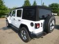 Jeep Wrangler Unlimited Sahara 4x4 Bright White photo #3