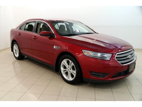 Ruby Red 2014 Ford Taurus SEL