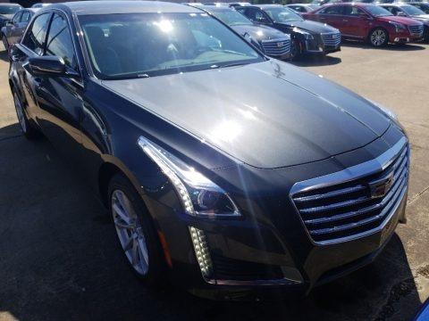 Phantom Gray Metallic 2018 Cadillac CTS AWD