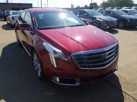 Red Horizon Tintcoat 2019 Cadillac XTS Luxury AWD