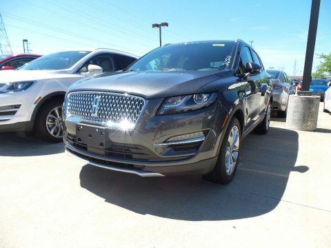 Magnetic Gray Metallic 2019 Lincoln MKC Select