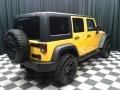 Jeep Wrangler Unlimited Sport 4x4 Baja Yellow photo #6