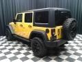 Jeep Wrangler Unlimited Sport 4x4 Baja Yellow photo #8