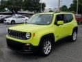 Jeep Renegade Latitude Hypergreen photo #1