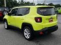 Jeep Renegade Latitude Hypergreen photo #3