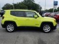 Jeep Renegade Latitude Hypergreen photo #6