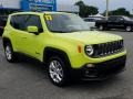Jeep Renegade Latitude Hypergreen photo #7
