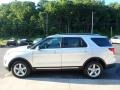 Ford Explorer XLT 4WD Ingot Silver Metallic photo #6