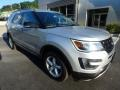 Ford Explorer XLT 4WD Ingot Silver Metallic photo #9
