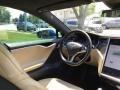 Tesla Model S 60 Deep Blue Metallic photo #3