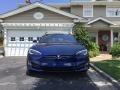 Tesla Model S 60 Deep Blue Metallic photo #9
