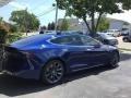 Tesla Model S 60 Deep Blue Metallic photo #11