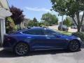 Tesla Model S 60 Deep Blue Metallic photo #12