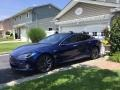 Tesla Model S 60 Deep Blue Metallic photo #13