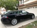 Tesla Model S 75D Solid Black photo #7