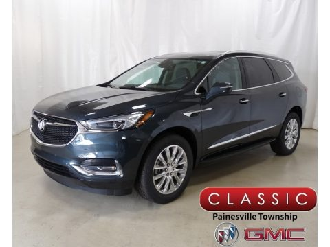 Dark Slate Metallic 2019 Buick Enclave Premium AWD