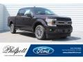 Ford F150 XLT SuperCrew Magma Red photo #1