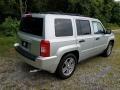 Jeep Patriot Sport 4x4 Bright Silver Metallic photo #6