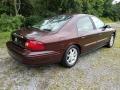 Mercury Sable LS Premium Sedan Toreador Red Metallic photo #3