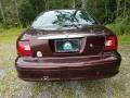 Mercury Sable LS Premium Sedan Toreador Red Metallic photo #4