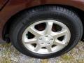 Mercury Sable LS Premium Sedan Toreador Red Metallic photo #22