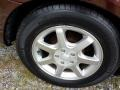 Mercury Sable LS Premium Sedan Toreador Red Metallic photo #23