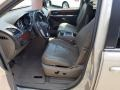 Chrysler Town & Country Touring Cashmere Pearl photo #25