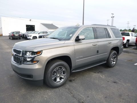 Pepperdust Metallic 2019 Chevrolet Tahoe LS 4WD