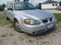 Pontiac Grand Am SE Sedan Galaxy Silver Metallic photo #1