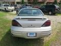 Pontiac Grand Am SE Sedan Galaxy Silver Metallic photo #7