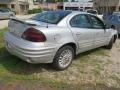 Pontiac Grand Am SE Sedan Galaxy Silver Metallic photo #8
