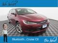 Chrysler 200 S Velvet Red Pearl photo #1